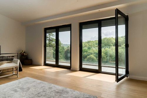 Tired of Boring Windows? Convert Them Into French Doors!